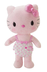 hello kitty dress plush doll pink