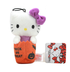 hello kitty halloween plush strap trick