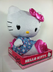 hello kitty plush adorable many hours