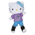 hello kitty daytime fashion plush push
