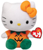 beanie babies hello kitty pumpkin official