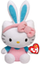 beanie babies hello kitty turquoise ears