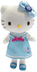 hello kitty fashion sailor plush push