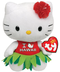 beanie babies hello kitty plush hawaii
