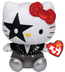beanie babies hello kitty plush kiss