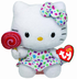 beanie hello kitty lollipop cute cuddly