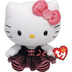 hello kitty punk beanie plush