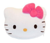 zoobies hello kitty plush pillow blanket
