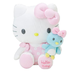 hello kittyplush plush stuffed smooth fabric