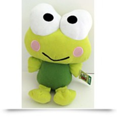 Buy Now And Friends Keroppi Frog 12 Plush