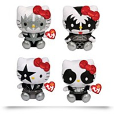 Buy Now Beanie Babies Hello Kit Kiss Starchild