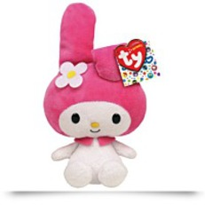 Beanie Baby My Melody Hello Kit Friend
