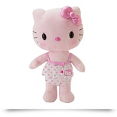 Dress Me Plush Doll Pink