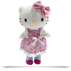 Fashion Tea Party Plush