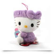 Buy Now Hello Kitty Fresh Bath Time Plush Strap