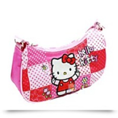 Hello Kitty Girl Handbag Purse Shoulder