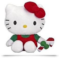 Buy Now Hello Kitty Holiday Plush