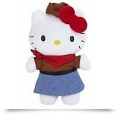 Hello Kitty International Plush