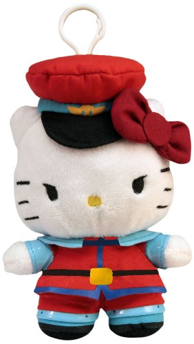 c22416953 Compare - Beanie Baby Hello Kit vs Hello Kitty M. Bison Clip On Coin ...