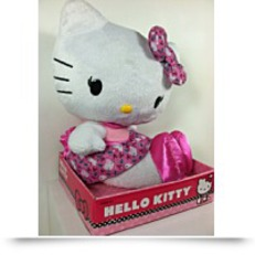 Save Hello Kitty Plush