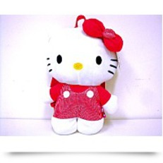 Buy Now Hello Kitty Plush Backpack With Double