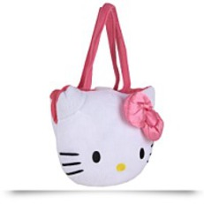 Save Hello Kitty Plush Purse Bag