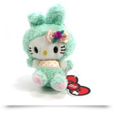 Buy Now Hello Kitty Sherbet Bunny Plush Strap