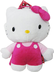 hello kitty plush backpack pink jean