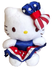 hello kitty american plush mascot