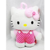 sanrio hello kitty plush backpack pink