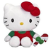 jakks pacific hello kitty holiday plush
