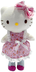 hello kitty fashion party plush push