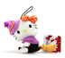 hello kitty halloween plush strap riding