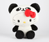 hello kitty safari plush panda bring