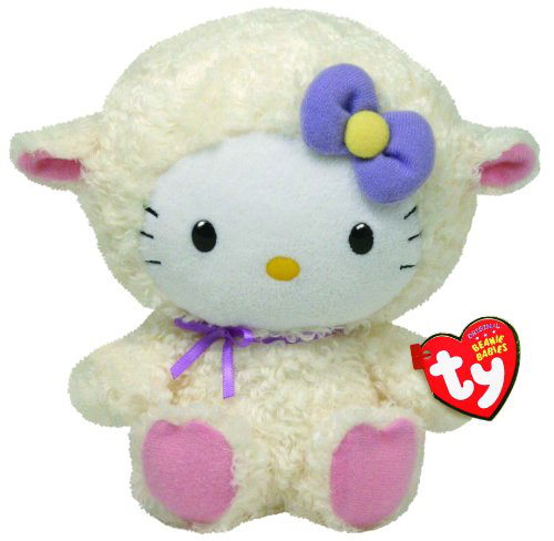 Beanie Babies Hello Kit Lamb Suit