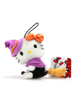Hello Kitty Halloween Plush Strap 4