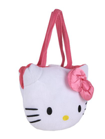 Hello Kitty Plush Purse Bag